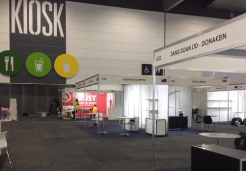DANGDOAN LTD, CO. EXHIBITS INTERNATIONAL SOURCING EXPO AUSTRALIA 2018 IN MELBOURNE